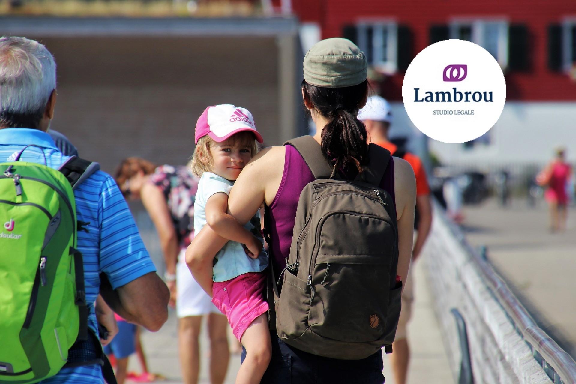 La disciplina dei congedi parentali prima e dopo l'emergenza sanitaria – Avv. Monica Lambrou