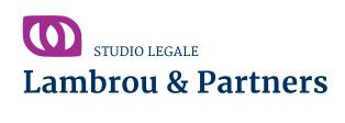Studio legale Lambrou Logo